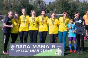 Мама- Торбовская Алеся (ОВРМ БГАТУ)