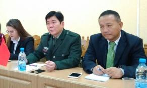 """БГАТУ посетили представители торговой палаты """"Dershare"""" (КНР, провинция Гуандун)"""
