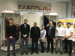 БГАТУ посетил представитель Министерства сельского хозяйства Туркменистана