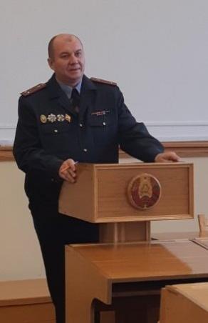 Встреча с представителями Отдела по гражданству и миграции Первомайского РУВД