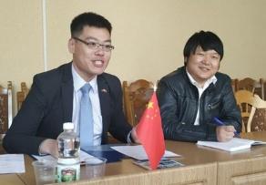 Визит представителей Китайско-Европейского культурно-образовательного центра «Дуноу»