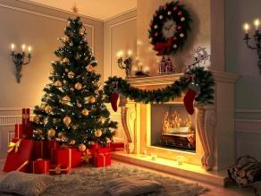 С Рождеством и Новым Годом!