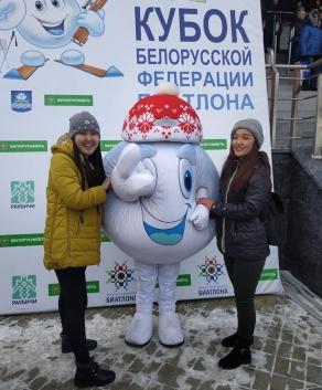 Кубок белорусской федерации биатлона