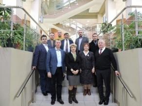 Стажировка руководителей из Российской Федерации