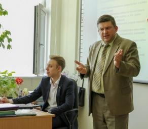 Специальный урок на тему «Студенты и профсоюз»