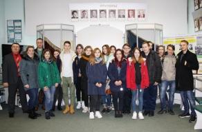 День открытых дверей для старшеклассников из Чечерского района