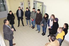Студенты инженерно-технологического факультета посетили испытательный центр БелГИСС