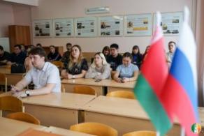 Совместные on-line лекции – эффективный инструмент обмена опытом  с международными партнерами