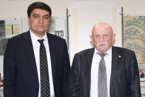 БГАТУ посетил заместитель министра сельского и водного хозяйства Республики Узбекистан Мустафаев О.С.