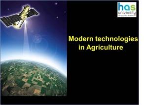 Современные технологии земледелия из Нидерландов представлены в БГАТУ