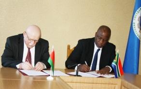 БГАТУ посетила делегация провинции Фри-Стейт (ЮАР)