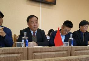 БГАТУ посетила делегация провинции Хубэй (КНР)
