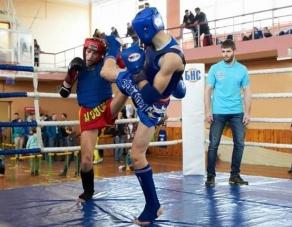 Республиканская студенческая универсиада 2019 по тайландскому боксу