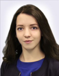 Яблонская Виктория Александровна
