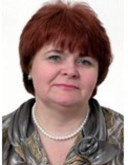 Красноруцкая Валентина Васильевна