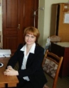 Логвинец Светлана Алексеевна