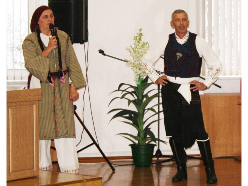 Хореографы Maria Demetria и Zacharias Kertepene (Кипр).