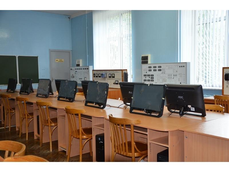 Лаборатория кафедры ЭСХП 3