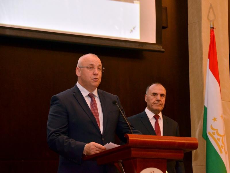 Фотография предоставлена Посольством Республики Таджикистан в Республике Беларусь