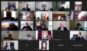 Международная онлайн-конференция на тему: «Управление водными ресурсами в условиях глобализации»