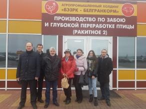 Стажировка преподавателей БГАТУ в Белгородском ГАУ (РФ)