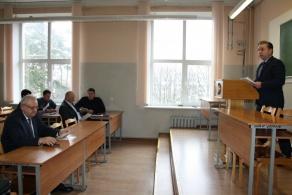 """Тематический семинар """"Пути повышения эффективности использования кадрового потенциала в сельском хозяйстве"""""""