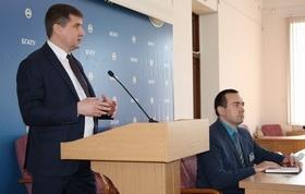 Визит заместителя Министра по налогам и сборам Республики Беларусь
